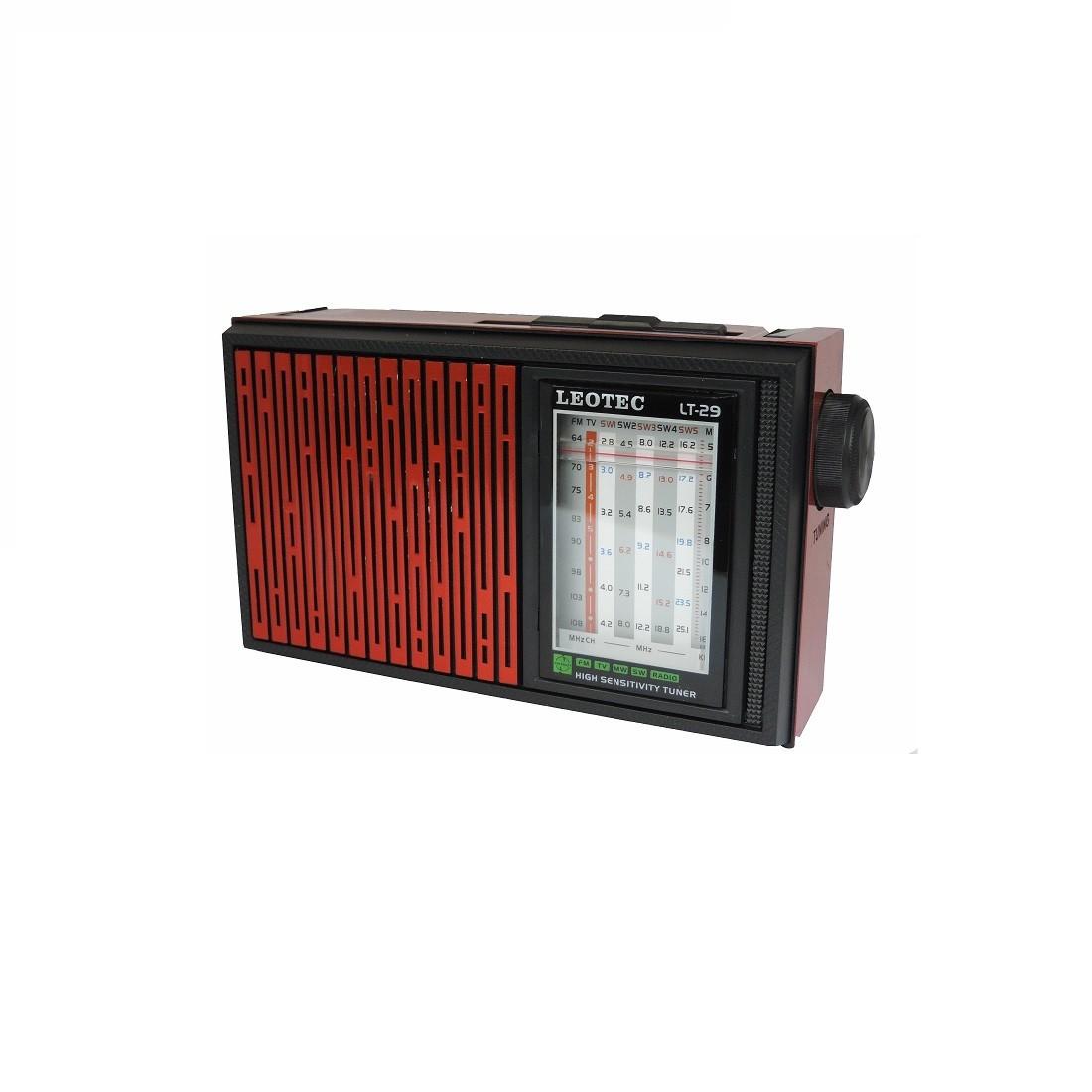 Радиоприемник-радио LEOTEC LT29