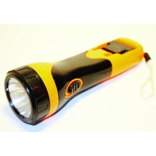 LED Фенер с вградена презареждаема батерия и зареждане от контакта