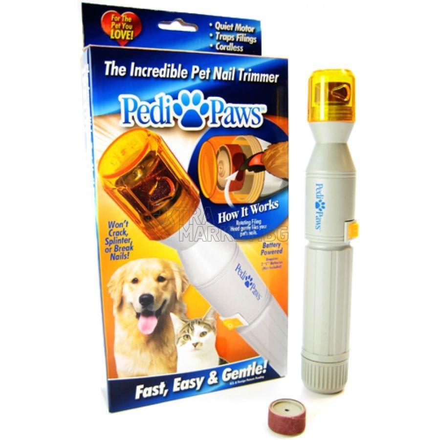 Pedi Paws-щадящия начин за рязане на ноктите за вашето куче или котка