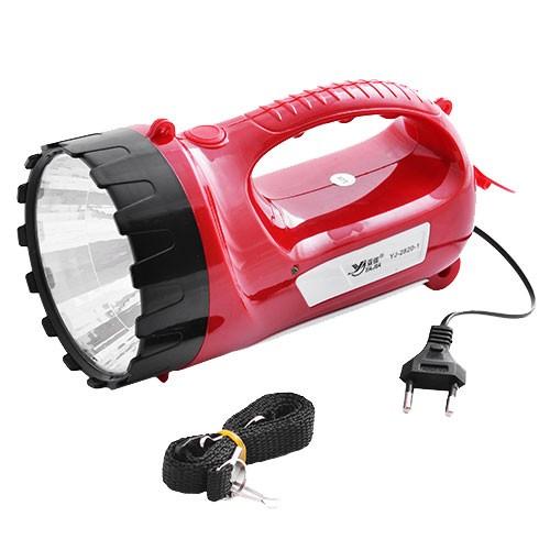 Led фенер YAJIA с акумулаторна батерия