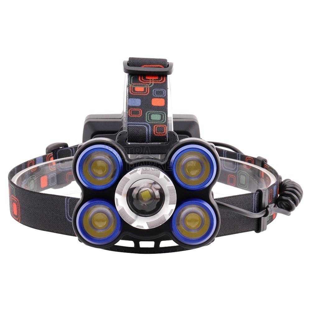 Челник (1 CREE/T6 диод + 4 LTS LED) диода