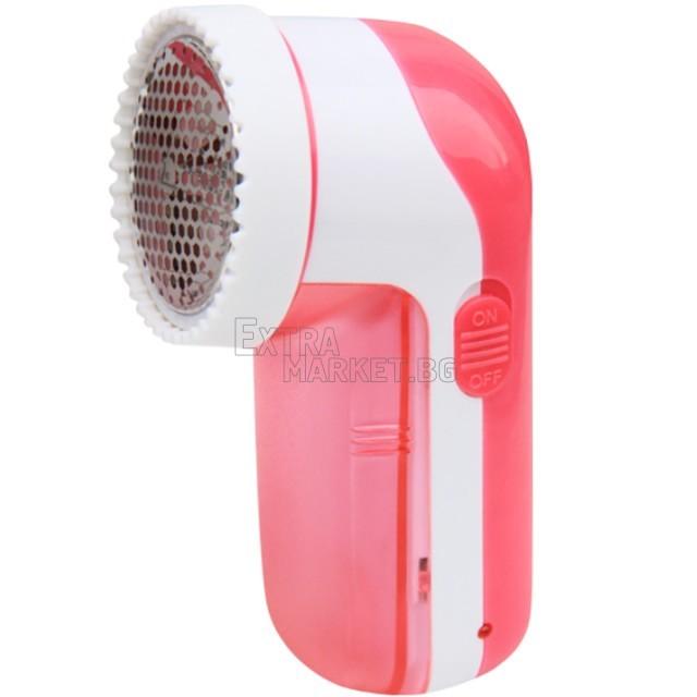 Машинка за премахване-бръснене на топчета мъх от дрехи