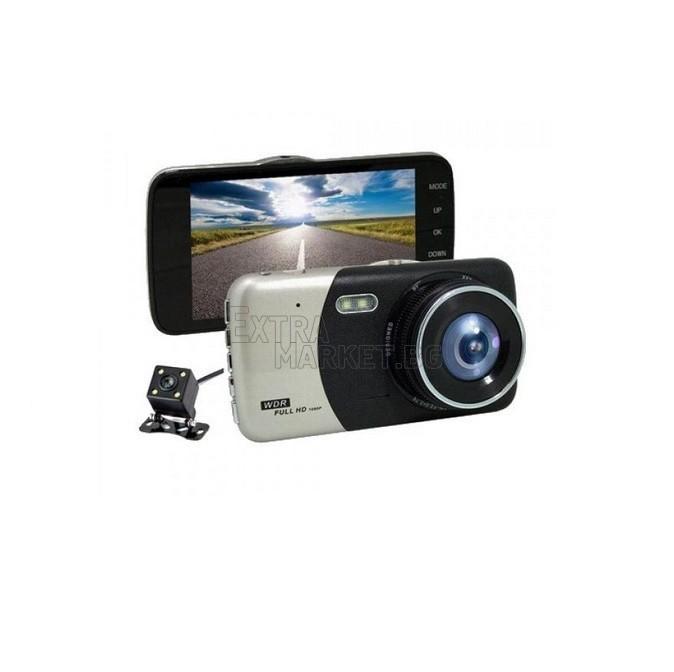 Видеорегистратор със задна паркинг камера WDR FULL HD 1080P