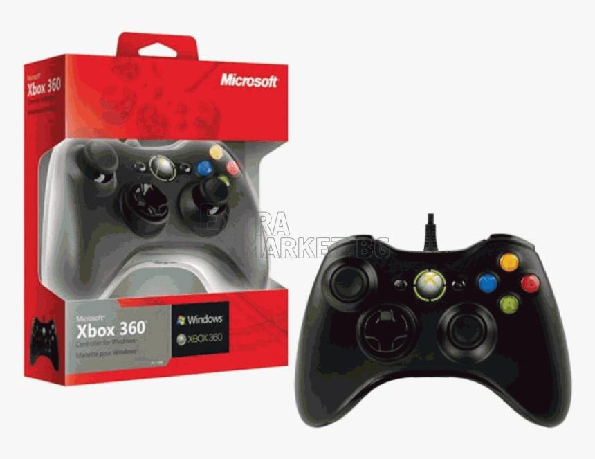 Microsoft USB жичен контролер за Windows XP и Xbox 360