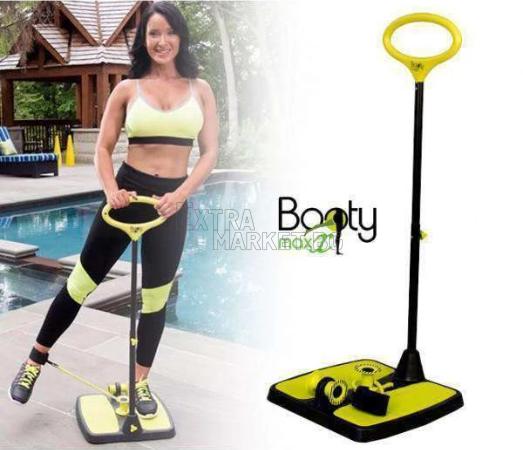 Booty Maxx Фитнес уред за оформяне на цялото тяло