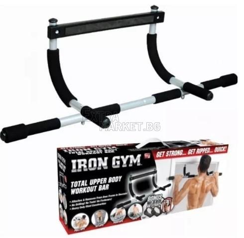 Іrоn Gуm многофункционален спортен уред лост за набиране и упражнения