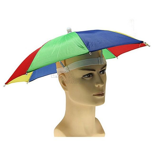 Шапка чадърче-модерно решение за жаркото слънце