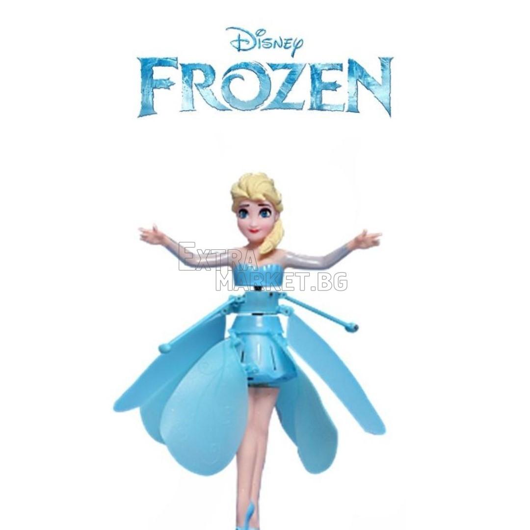 Лeтящa фeя-кукла от замръзналото кралство (Frozen)