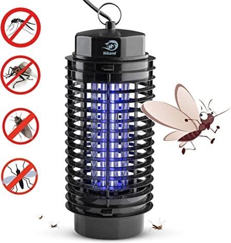 Инсектицидна ултравиолетова лампа против комари и насекоми